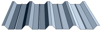 Trapézový profil TR 50