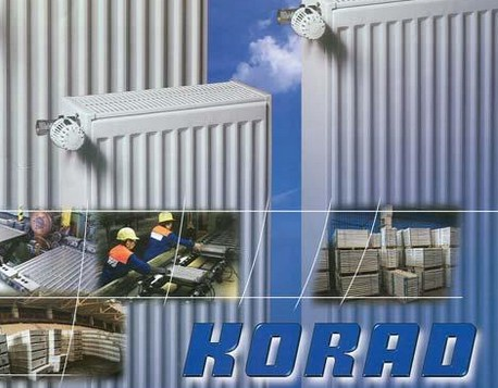 Radiátory KORAD