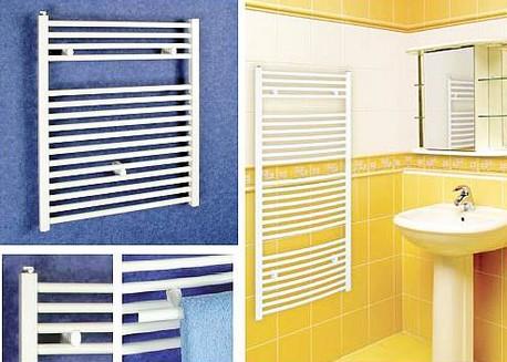 Kúpeľňové radiátory ARKADA, OZIRIS a SOLARIS