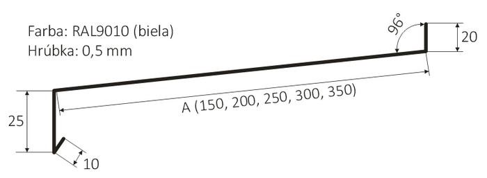 biele-parapety-rozmery-zanzi
