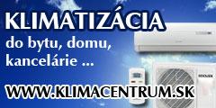 Klíma, klimatizácia do bytu, domu, kancelárie. Košice a okolie + e-shop