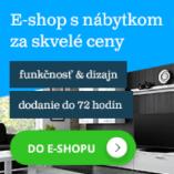 Nábytok za skvelé ceny - e-shop