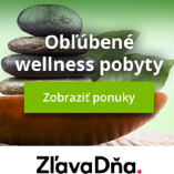 Wellness pobyty - Obrovské zľavy